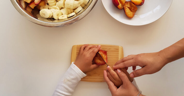Cooking with Your Child – More than Just a Bonding Time